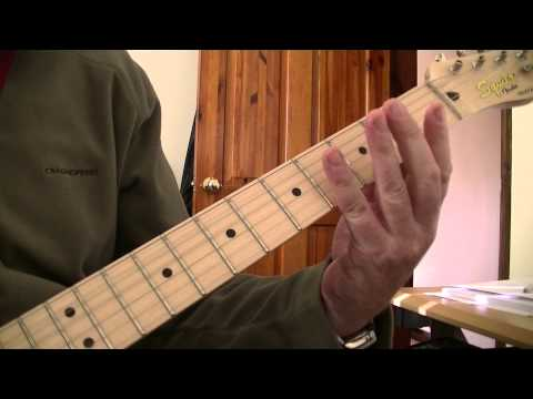Rolling Stones - Love is Strong, Rhythm Guitar  Lesson