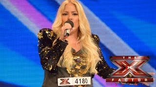 ישראל X Factor - מיה ממן - When Love Takes Over