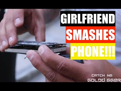 GOLD DIGGER EXPOSED AND SMASHES PHONE!!! Gold Digger Prank Part 30!  | UDY Pranks