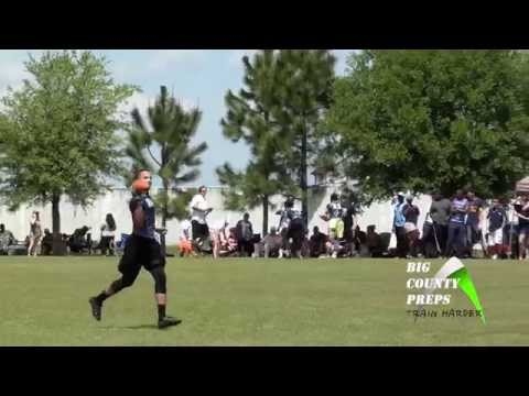 2014 E7 Warner Training Camp WR/DB 1 on 1s