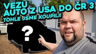Dovoz auta z USA do ČR 3 - Tohle jsme koupili a pak nás okradli!!!