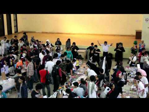 Vocaloid Fans Indonesia Flashmob @Comifuro