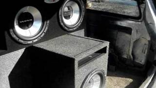 Greatest Bass Hits Finale - Orion Car Audio Subwoofer SPL Demo - Top Best Songs With Deep Excursion