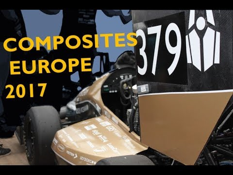 [Daily Update] COMPOSITES EUROPE 2017 | MESSE STUTTGART