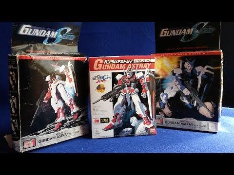 Gundam Astray 1/144 First Grade de Bandai (Gundam Seed)