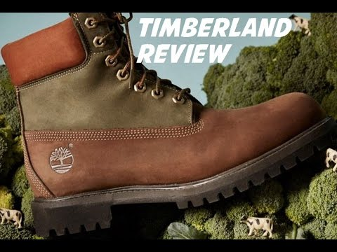 Timberland 6 Inch Boot Review Unboxing + Sizing By County Delz
