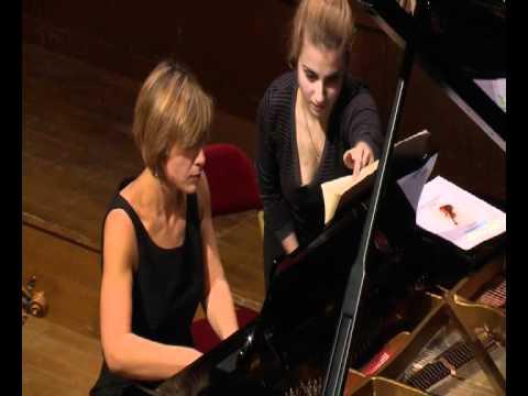 Beethoven Violin Sonata No. 6, 1st mvt