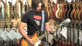 Download 1968 Epiphone Casino Sunburst 00509 MP3 song and Music Video