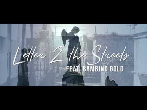 Mista Cain - Letter 2 The Streets (feat Jay Lewis & Bambino Gold)  [RIP]