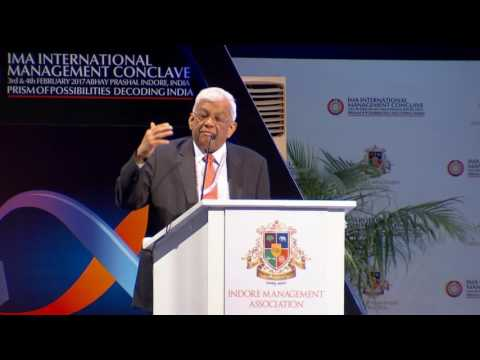 Mr. Deepak Parekh - 26th IMA International Management Concla