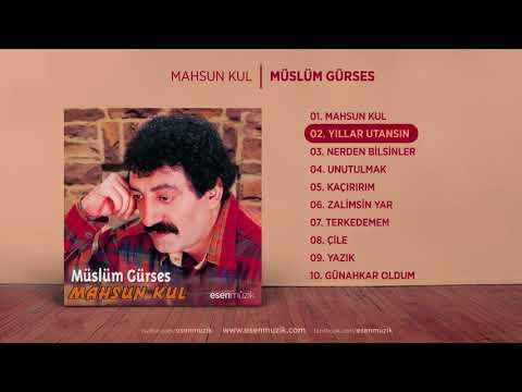 Yıllar Utansın Müslüm Gürses Official Audio #yıllarutansın #müslümgürses