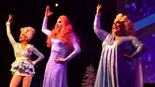 Christmas Queens @ Manchester Academy - It's Beginning To Look Like Christmas