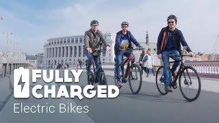 Electric Bikes | Fully Charged