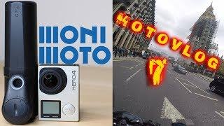 Motovlog #7 - Motorycle theft rant! Security, Monimoto Tracker