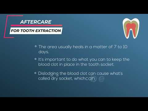 Tooth Extraction Aftercare Parramatta Dentistry