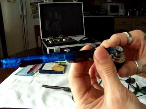 Homemade tattoo gun youtube for How to assemble tattoo gun
