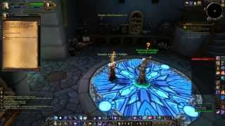 Warlords of Draenor Legendary Quest - Chapter III: The Foundry Falls