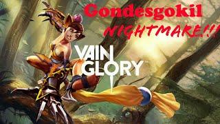 Test Skin Koshka | GondesGokil Nighmare! Vainglory