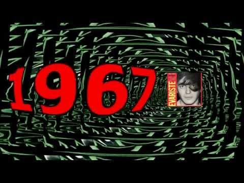 EVARISTE  1967 ( pop déjantée )