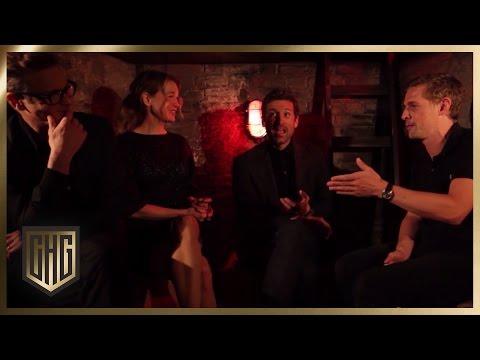 Im Keller: Renée Zellweger, Colin Firth & Patrick Dempsey | Circus HalliGalli | ProSieben
