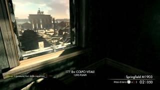 Sniper Elite V2 Gameplay ita Missione 1 ( Pc )