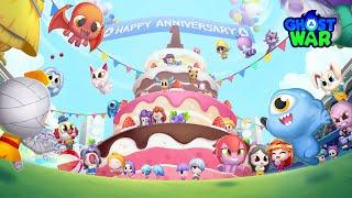 """생일 축하해!! 고스트워가 벌써 """"1주년&qu…"""