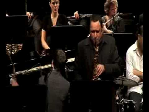 Gilad Atzmon With the Cyprus Symphony Orchestra