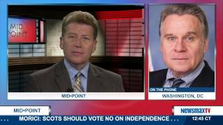 MidPoint | Rep. Chris Smith reports showing federal funds are being used to pay for abortions.