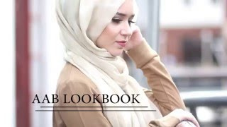 LOOKBOOK ft AAB Collection