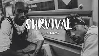 90's Old School Boom Bap Instrumental x Mobb Deep type beat - Survival | Nigma