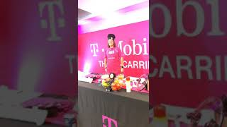 John Legere - T-Mobile CEO : We're doing slowcooker sunday early this week some realy spacial guest