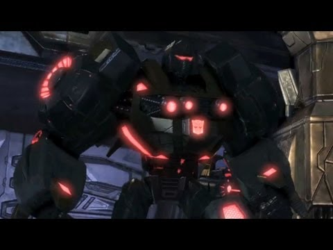 Transformers Fall of Cybertron Dinobots Unleashed - Behind The Scenes Activision, High Moon Studios