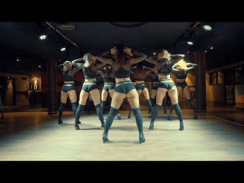 Beyoncé - 7/11 (Twerk x Heels choreo) OULU TWERK TEAM