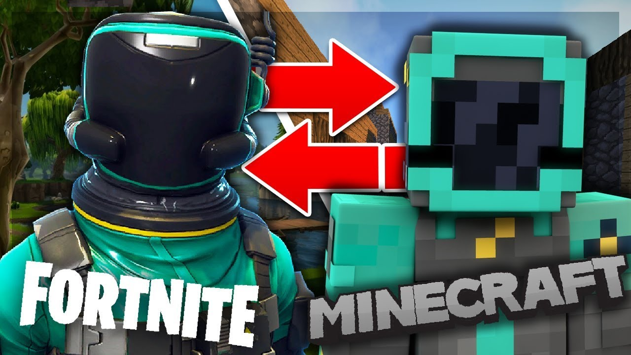Fortnite Skins In Minecraft Top Minecraft Skins