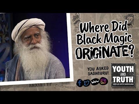 Where Did Black Magic Originate? #UnplugWithSadhguru