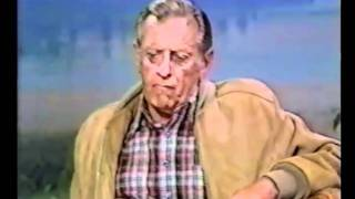 William Holden on Tonight Show 1980 clip1