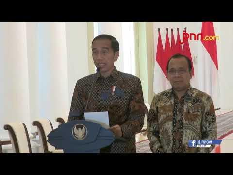 Jokowi Tolak 14 Pasal di RKUHP