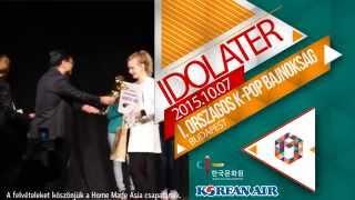 I. Országos K-pop Bajnokság {Idolater Events}