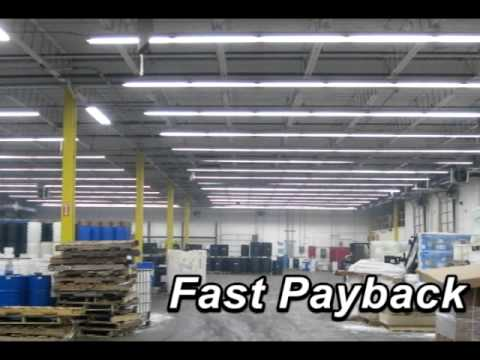 High bay lighting energy efficient lighting warehouse lighting cleveland ohio