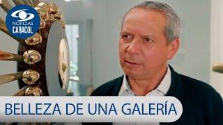 Esteban Jaramillo está al frente de una de las galerías de arte más importantes | Noticias Caracol
