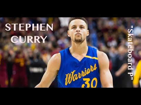 Stephen Curry Mix- Skateboard P