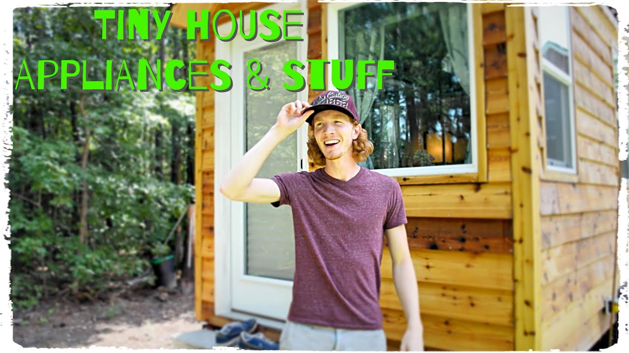 Tiny House Appliances Stuff YouTube