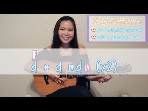 """""""Look What You Made Me Do"""" - Taylor Swift EASY Guitar Tutorial [Chords/Strumming/Cover] (No Capo!)"""