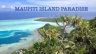 Maupiti Paradise Island ? [HD]