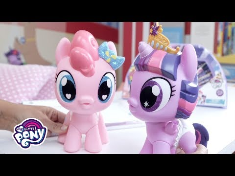 My Little Pony: Play Along With My Little Pony Babies!