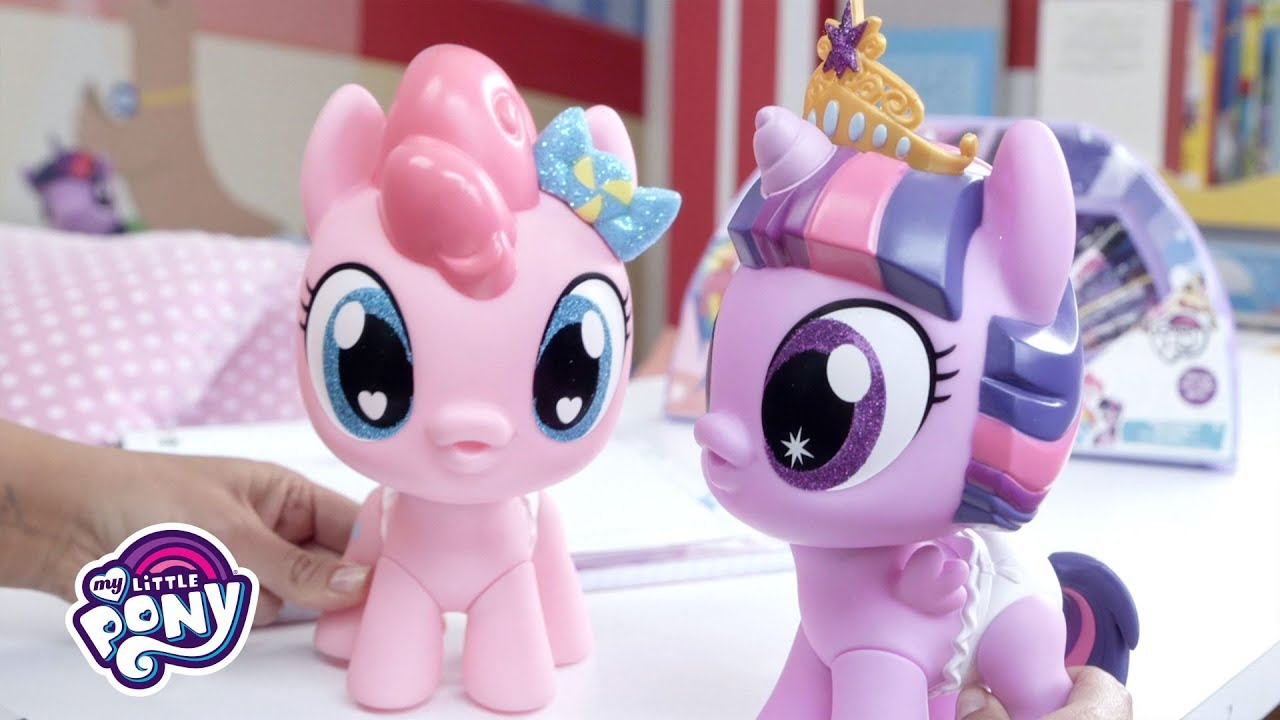 - My Little Pony: Play Along With My Little Pony Babies! - YouTube
