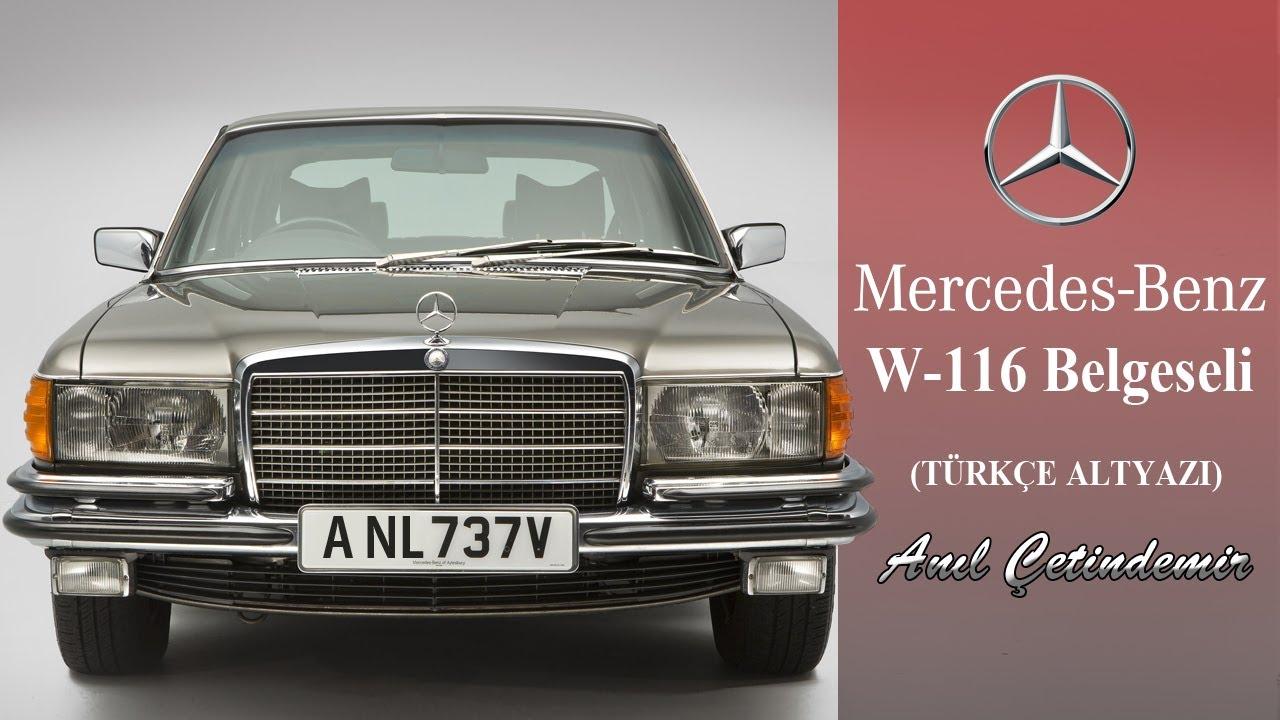 Mercedes-Benz W116 Belgesel- Türkçe Alt Yazı/ Mercedes W123 Documentary