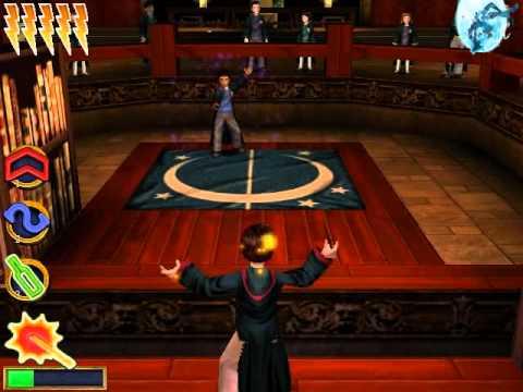 Harry Potter y la cámara secreta PC