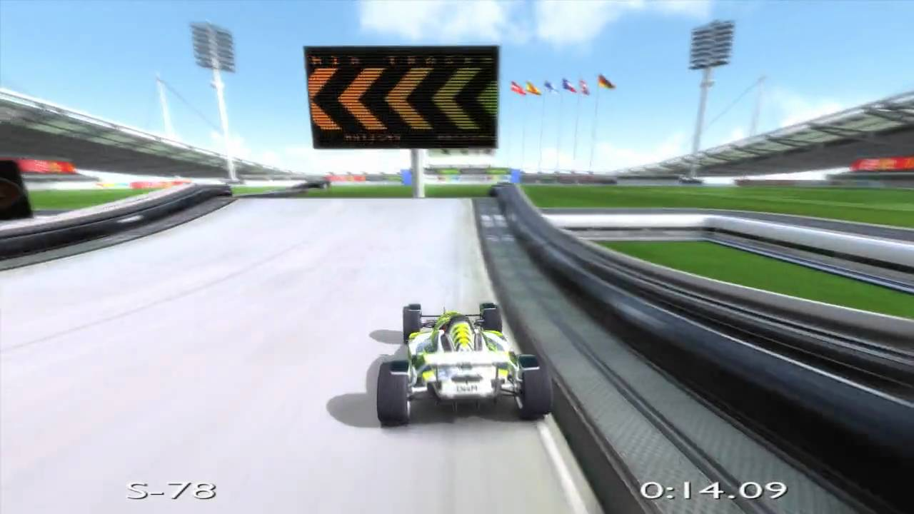 map trackmania nation forever