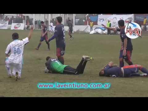 Federal A 2016-2017 - Unión Aconquija vs San Lorenzo de Alem ( 1º Fecha)